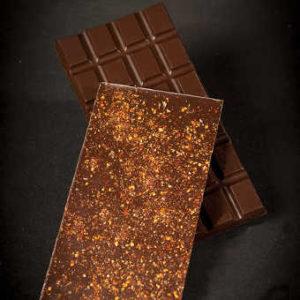Tablettes Brisures de la chocolaterie Defroidmont